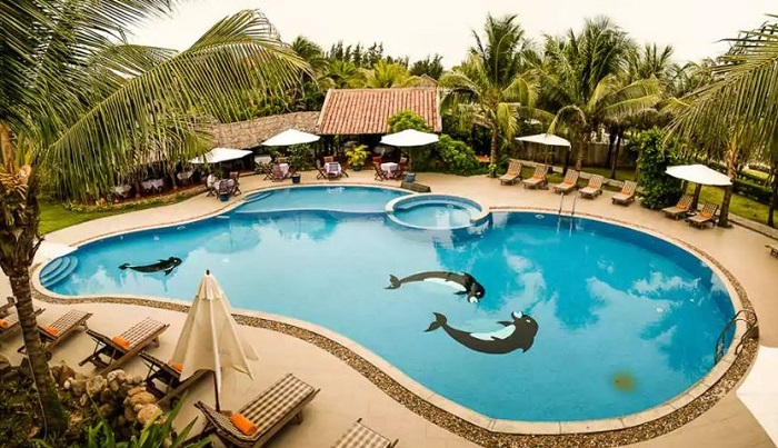 Chi phí xây dựng bể bơi minh bạch
