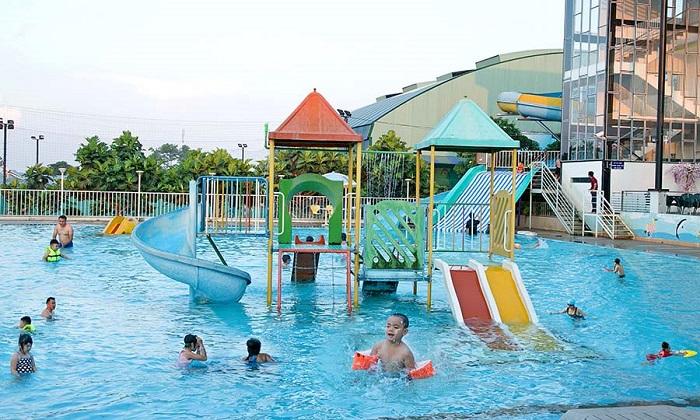 Mẫu hồ bơi dành cho trẻ em