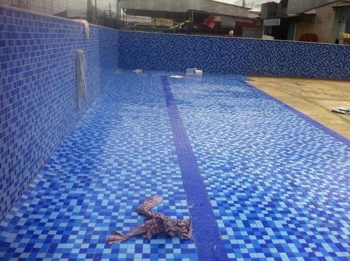 Mang đến công trình hồ bơi chất lượng, đảm bảo tính thẩm mỹ