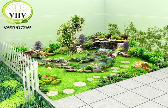 Trước khi muốn thiết kế quán cafe sân vườn cần những gì?