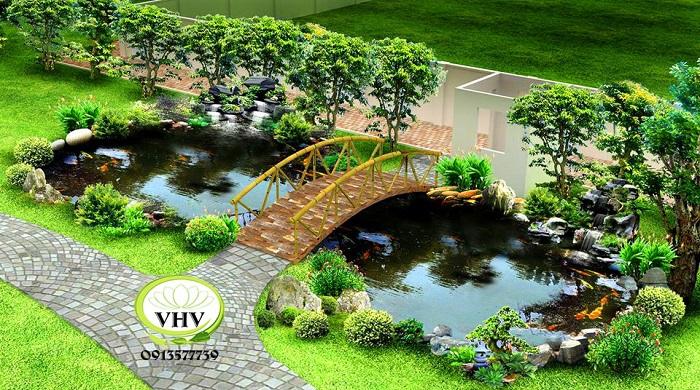 Mẫu sân vườn đẹp đơn giản nào đang được ưa chuộng?