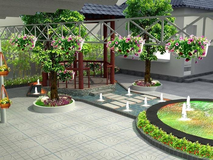 Thiết kế bản vẽ dự án và bàn giao cho khách hàng