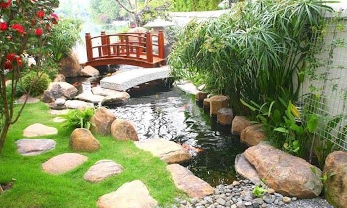 Chúng tôi luôn để lại dấu ấn cho nhiều khách hàng muốn xây hồ cá Koi