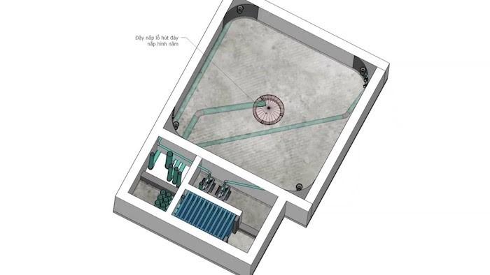 Hệ thống lọc nước hồ cá đạt tiêu chuẩn