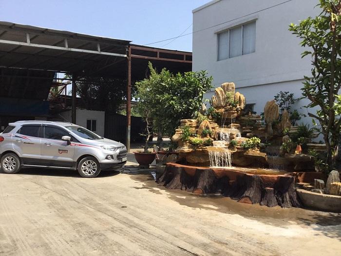 Mẫu non bộ làm cho khách hàng tại Bình Dương do Việt Hoa Viên thi công