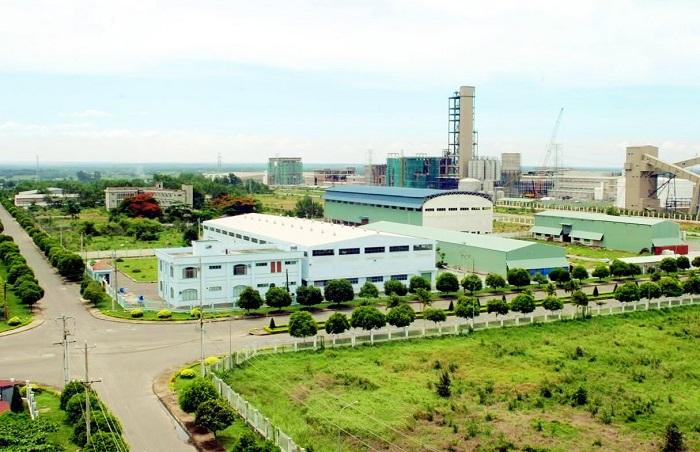 Một góc cảnh quan của tỉnh Đồng Nai