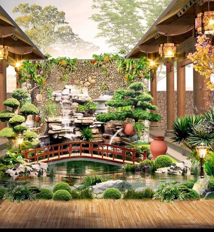 Tư vấn thiết kế cảnh quan sân vườn chuyên nghiệp