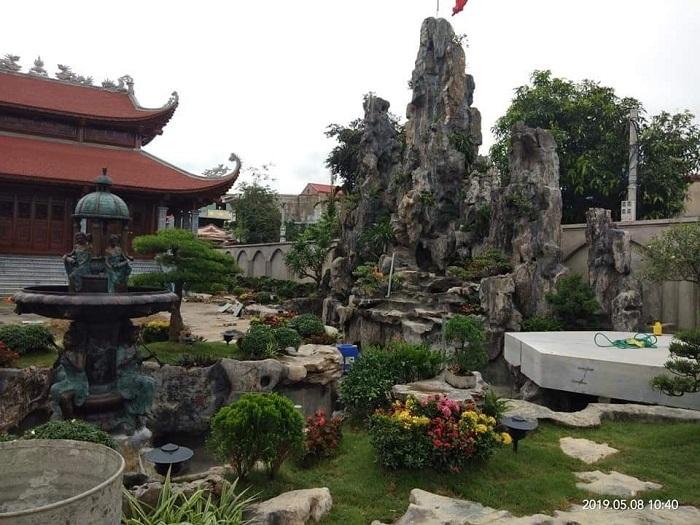 Công trình thực tế Việt Hoa Viên thi công cho khách hàng