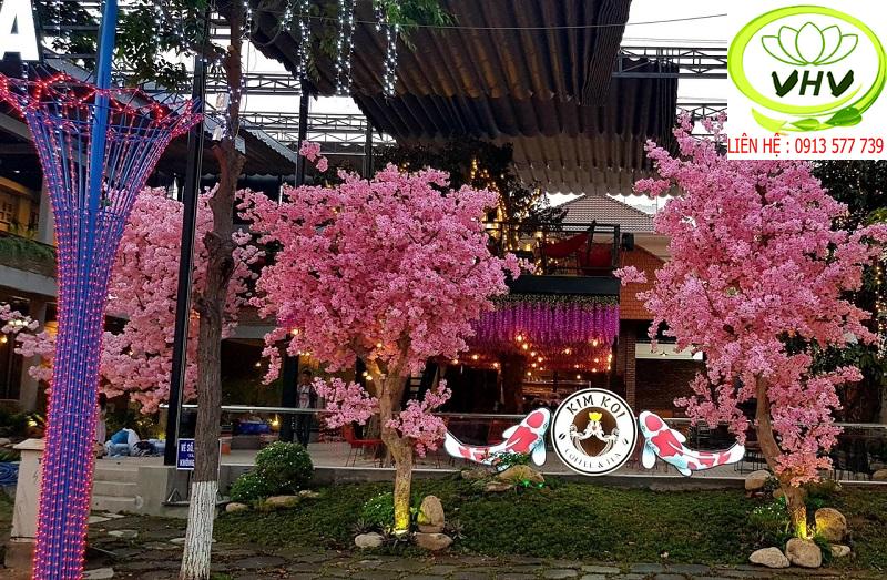 Một góc chụp khác của quán cà phê cá Koi